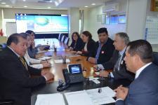 Vereadores solicitam recursos no Ministério da Saúde para ampliação de PSF do Bairro Rota do Sol