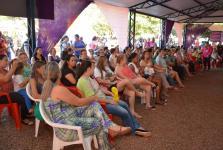 """População do Distrito de Boa Esperança participa da programação """"Semana da Mulher"""""""