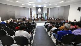 Através de emenda, vereadores aprovam projeto de lei que autoriza Prefeitura a limpar canteiros no perímetro urbano da BR-163