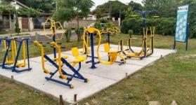 Vereadores pedem implantação de academia ao ar livre para a comunidade São Luiz Gonzaga