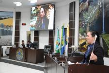 Vereadora indica estudo para realizar conversão de imposto em melhorias no atendimento da saúde