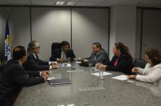 Em Brasília, INSS dá sinal positivo  sobre a conclusão da obra do prédio da agência em Sorriso