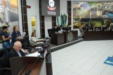 Vereadores aprovam LOA para 2020; arrecadação prevista é de R$ 405 milhões