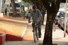 Câmara de Sorriso: vereadora sugere campanha educativa e preventiva para ciclistas