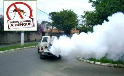 Vereador pede aplicação do fumacê em todo o perímetro urbano