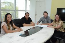 Vereadores protocolam oficio para Centro de Quimioterapia em Sorriso
