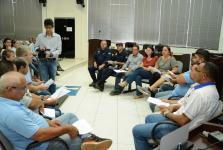 Vereadora convoca representantes do Transporte Escolar de Sorriso para discutir Lei da categoria