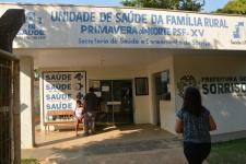 Sorriso: vereadores defendem coleta de exames no PSF do Distrito de Primavera