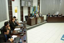 Projeto de lei aprovado durante sessão firma acordo de colaboração com o Lar São Francisco de Assis