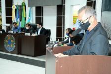 Parlamentar solicita aquisição de novos equipamentos para o Abatedouro de Aves