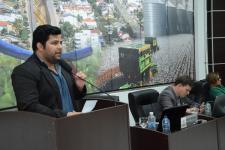 Vereador pede revitalização da quadra do Bairro União