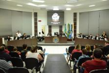 Sessão Ordinária da Câmara foi alterada para a próxima quarta-feira dia 05
