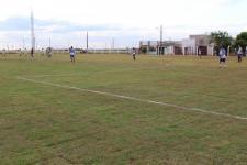 Vereador pede infraestrutura para campo de futebol do bairro Rota do Sol