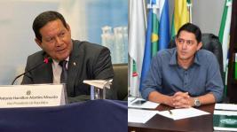 Claudio Oliveira - Presidente da UNPAV se reunirá com Vice-presidente Hamilton Mourão nesta quarta-feira