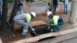 Sorriso: parlamentar reitera pedido para implantação de bueiros inteligentes