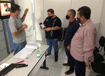 Vereadores conhecem a Sapataria Ortopédica Municipal em Sinop e querem a implantação em Sorriso