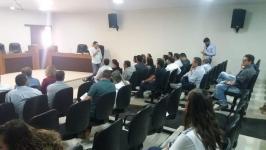 Vereador Claudio Oliveira é eleito Presidente da União Parlamentar Vale do Teles Pires - UNPAV